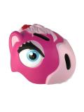 Casco da bambino Crazy Safety - Cavallo rosa
