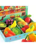 Djeco - Frutta e verdura Louis et Clémentine