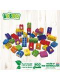 Gioco educativo Biobuddi – Imparare a costruire (40 pezzi)