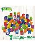 Gioco educativo Biobuddi – Imparare a costruire (60 pezzi)