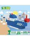 Gioco educativo Biobuddi – Barca della Polizia