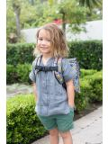 Backpack Tula - Zainetto Tula Stamps