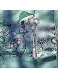 BabyMonkey- Elo in Wonderland Verde Sfumata Spessona  tg.6