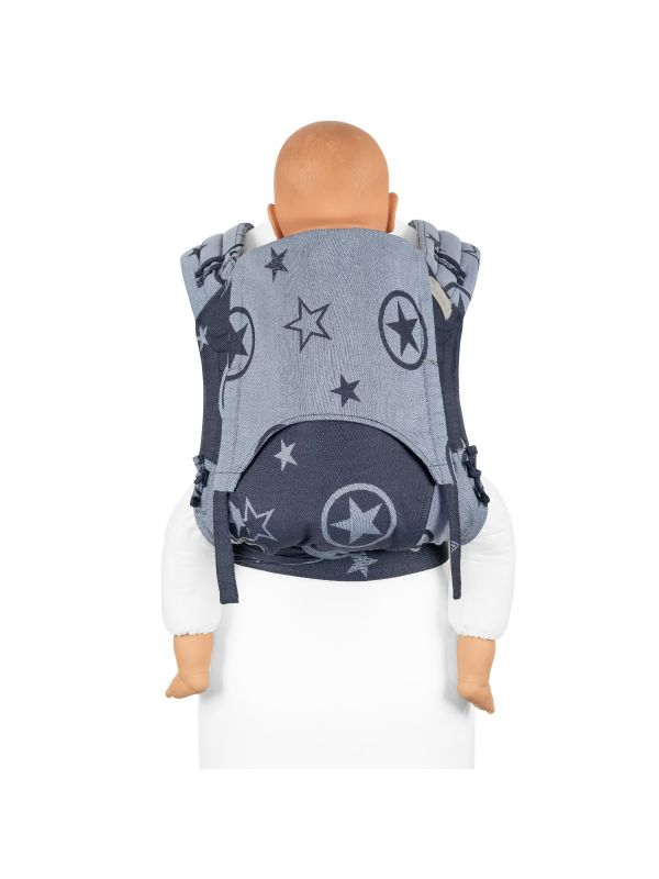 Fidella Fly Click Plus Half Buckle Toddler - Outer space blue