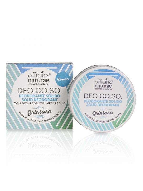 Deodorante solido Officina Naturae- Deo CO.SO. Grintoso