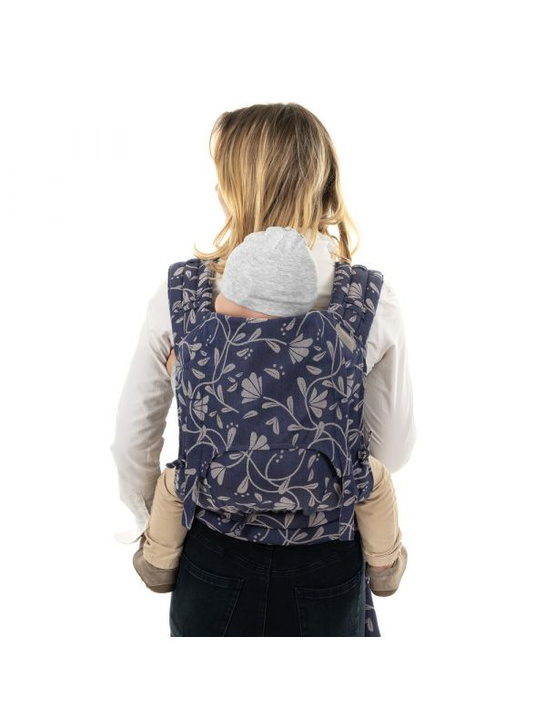 Fidella Fly Tai Toddler - Floral Touch - eclipse blue - Toddler