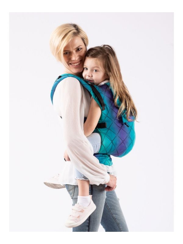 Marsupio Ergonomico Isara Trendsetter Northern Lights  Toddler