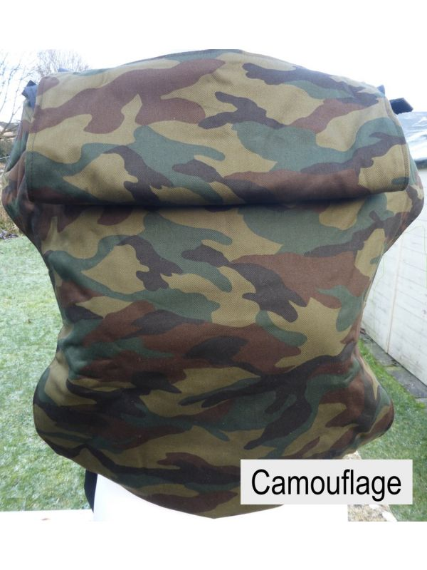 Connecta Camouflage Standard