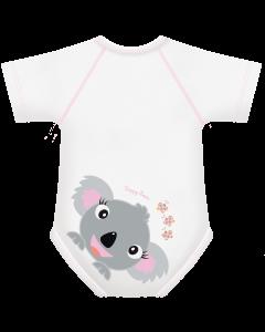 J Body 0-36 caldo cotone Happy Bears Collection- Koala