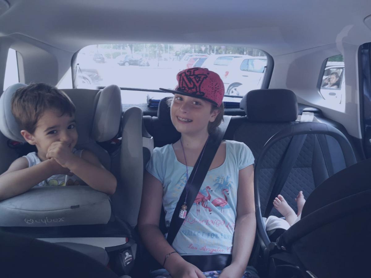 La sicurezza dei bambini in auto è fondamentale