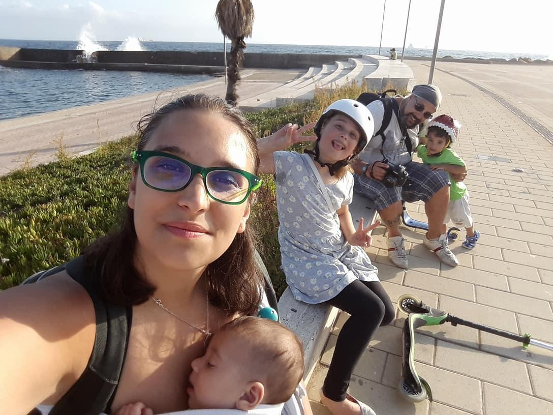 Racconto di una mamma di 3 figli