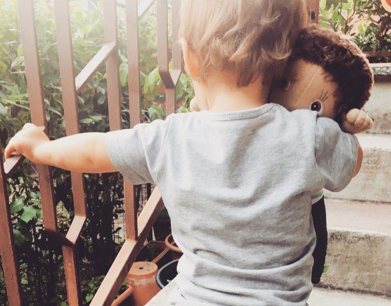 Rubens barn: le bambole empatiche