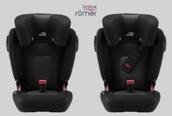 KIDFIX III M o KIDFIX III S: quale seggiolino auto Britax Römer scegliere?