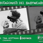 I protagonisti del Babywearing - Part 1: Tina Hoffmann Didymos (English version)