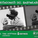 I protagonisti del Babywearing - Part 1: Tina Hoffmann Didymos (English version)